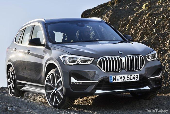 Обзор BMW X1