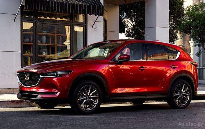 Обзор Mazda CX-5 2019