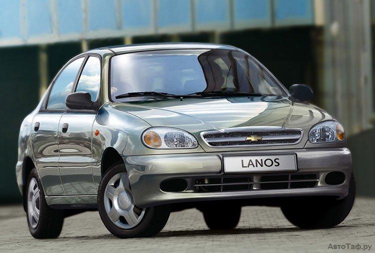 Chevrolet Lanos обзор
