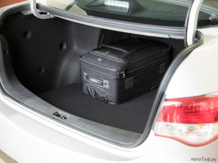 Багажник Nissan Almera G15