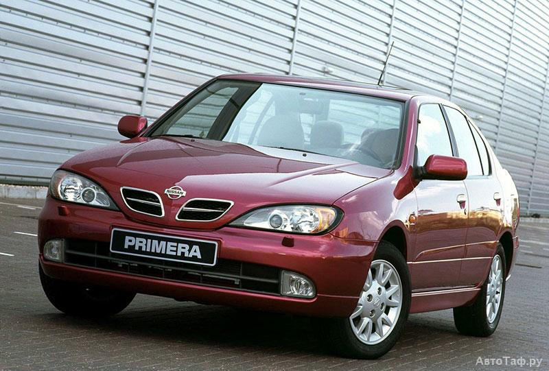 Обзор Nissan Primera P11