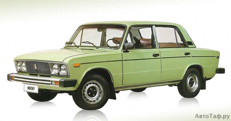 ВАЗ 2106 обзор автомобиля