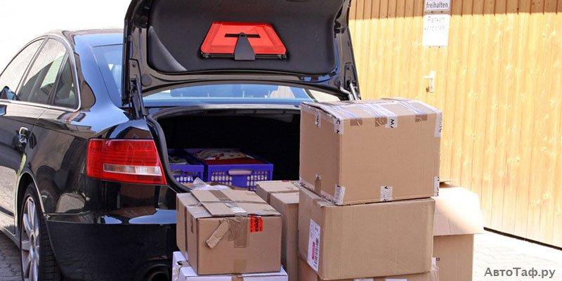 ТОП-10 седанов с большим багажником