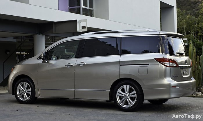 Nissan Quest 2010