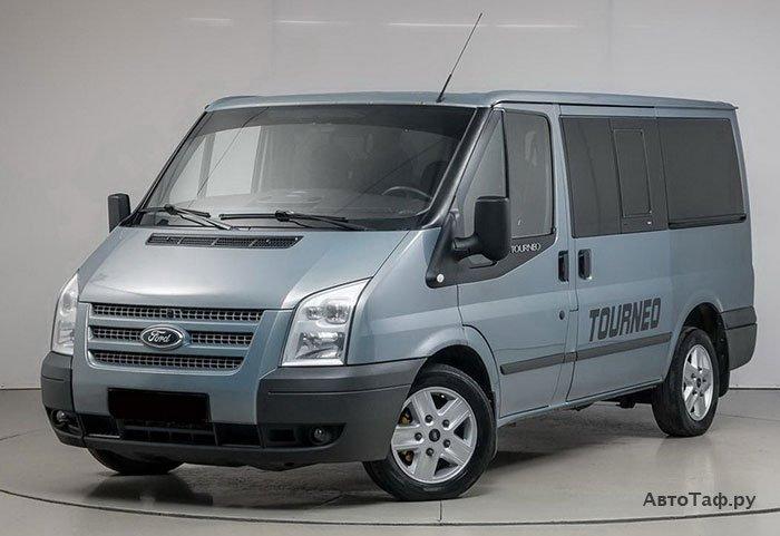Ford Tourneo 2006