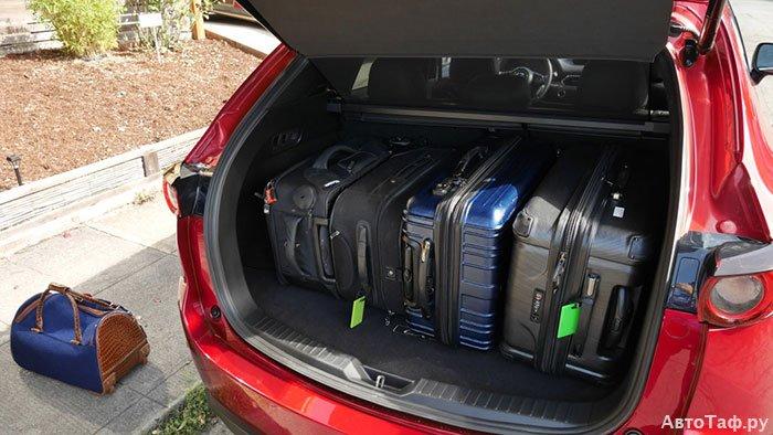 Багажник Mazda CX5