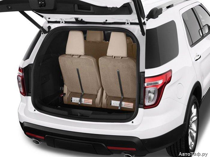 Багажник Ford Explorer