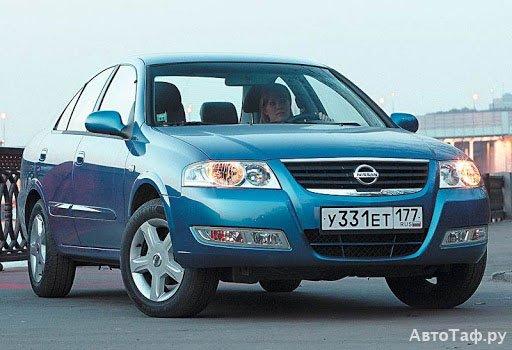 Комплектации Nissan Almera Classic