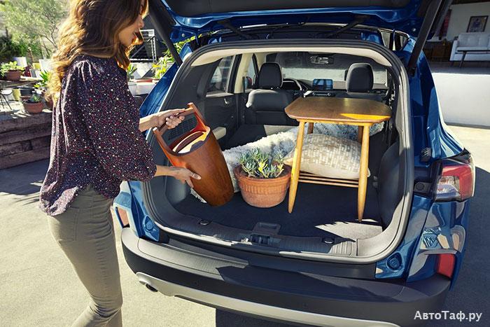 Универсалы с большим багажником